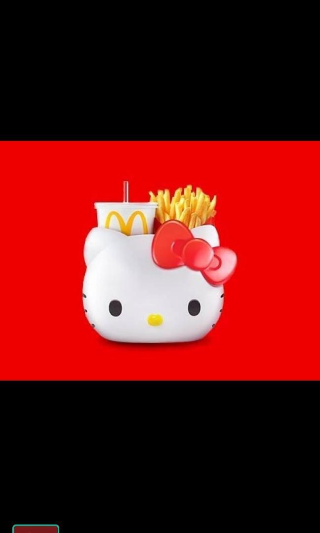 Macdonald Hello Kitty Carrier
