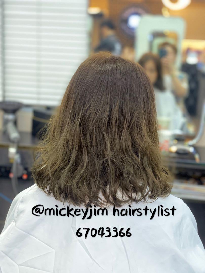 MickeyJim hairstylist