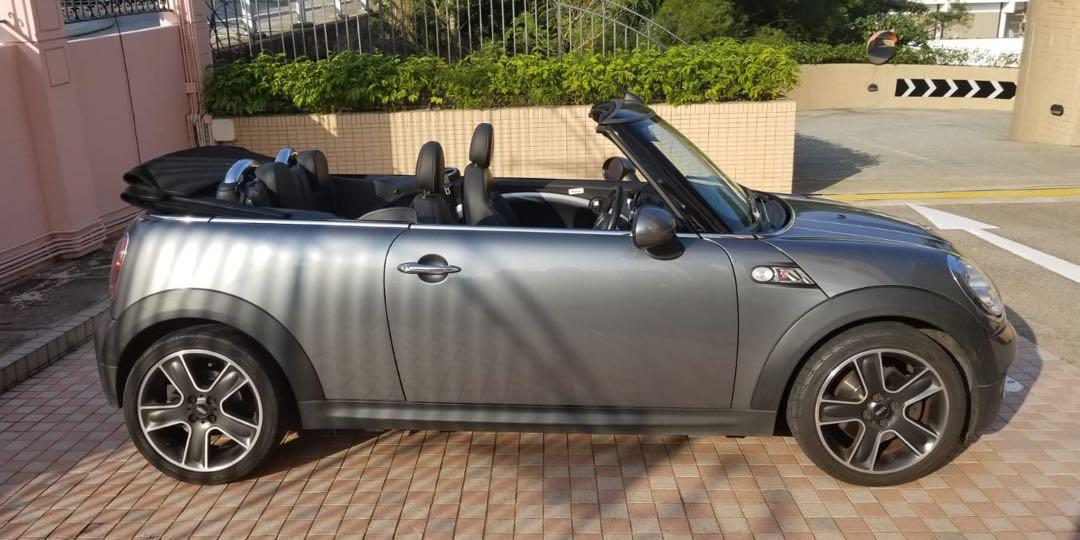 Mini Cooper S Convertible 2010