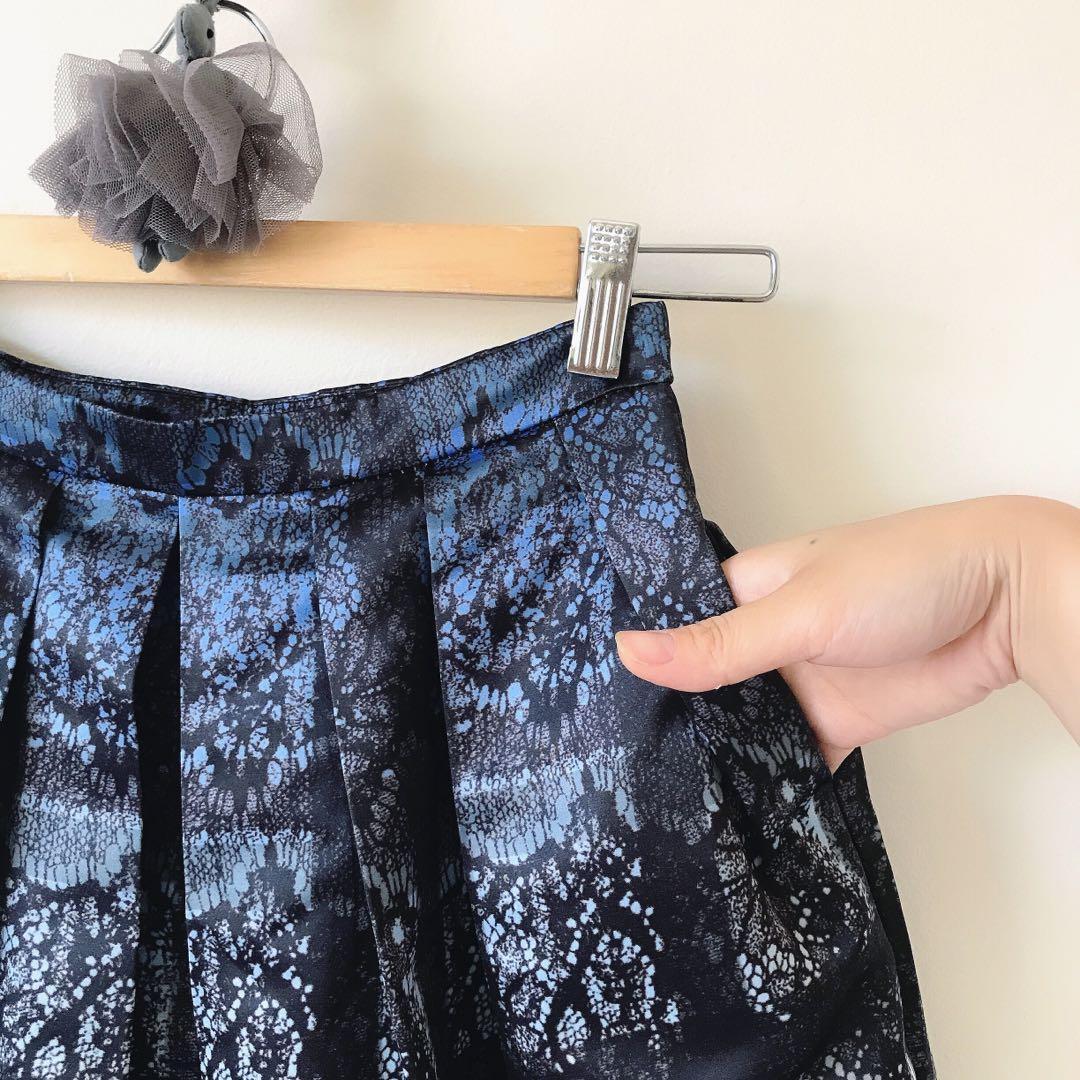 *NEW* midi skirt size S