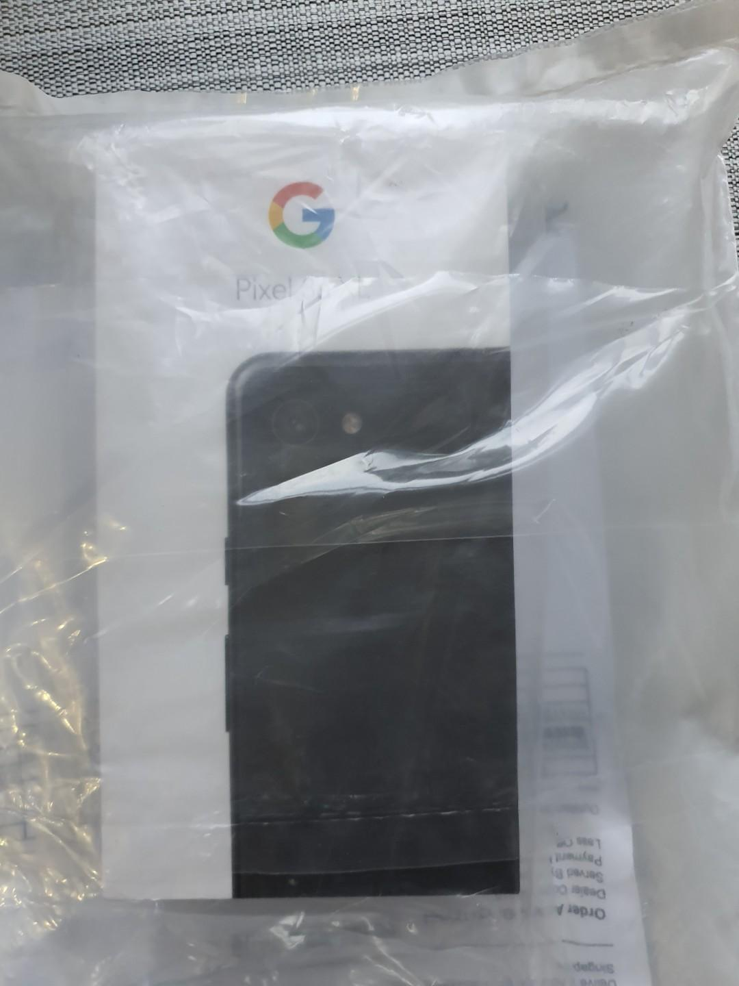 New (Sealed pack) Pixel 3a XL. 64Gb. Black. Local warranty