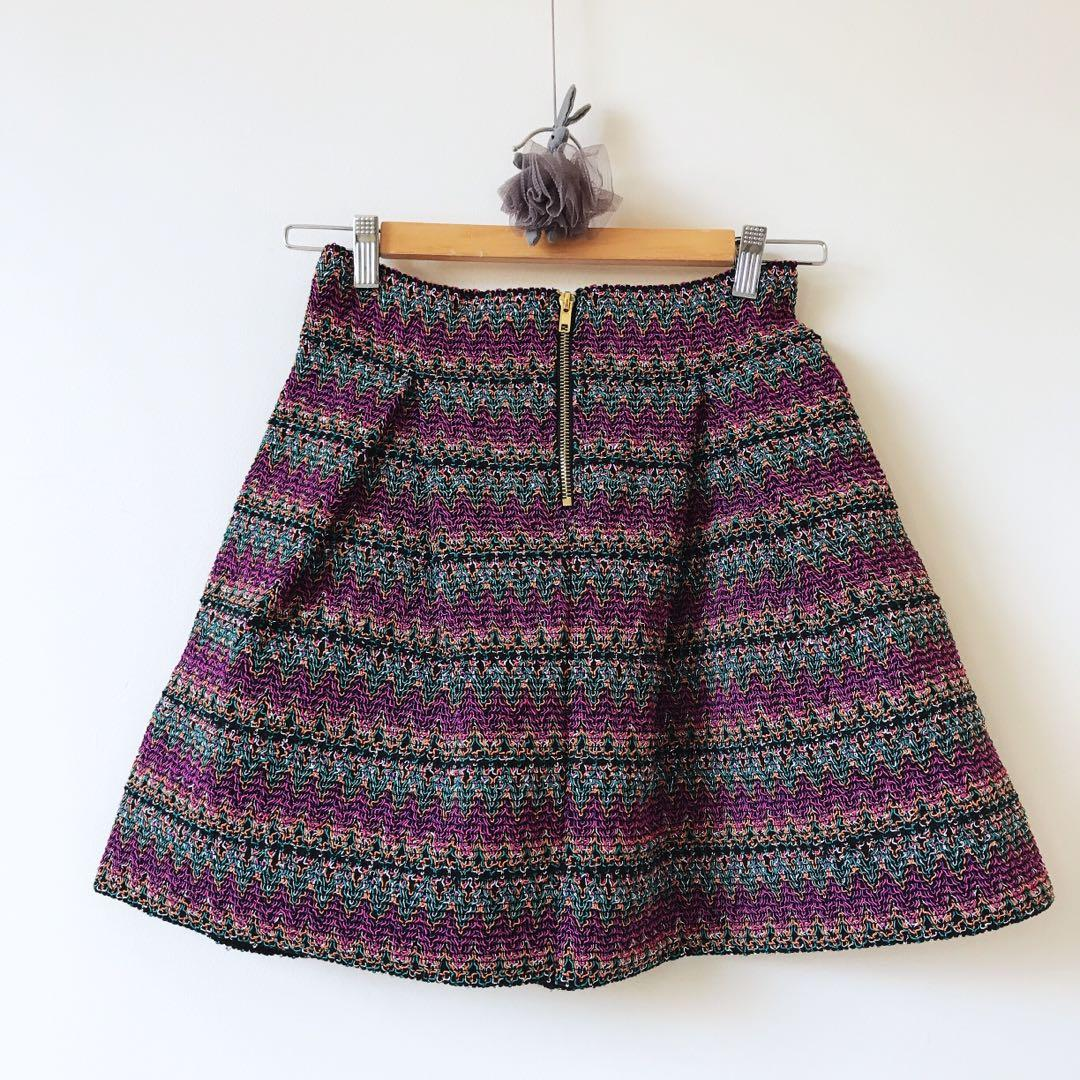 *NEW* stretchable skirt size 8