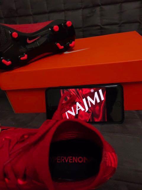 Nike Hypervenom UK9