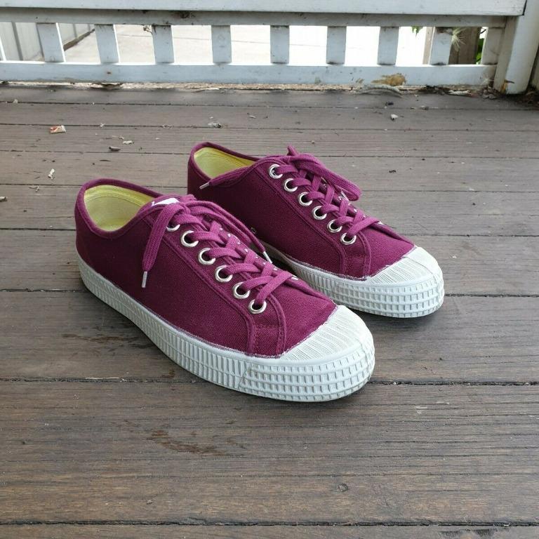 Novesta Star Master Men's Shoes (Wine) - EU42 - Excellent condition