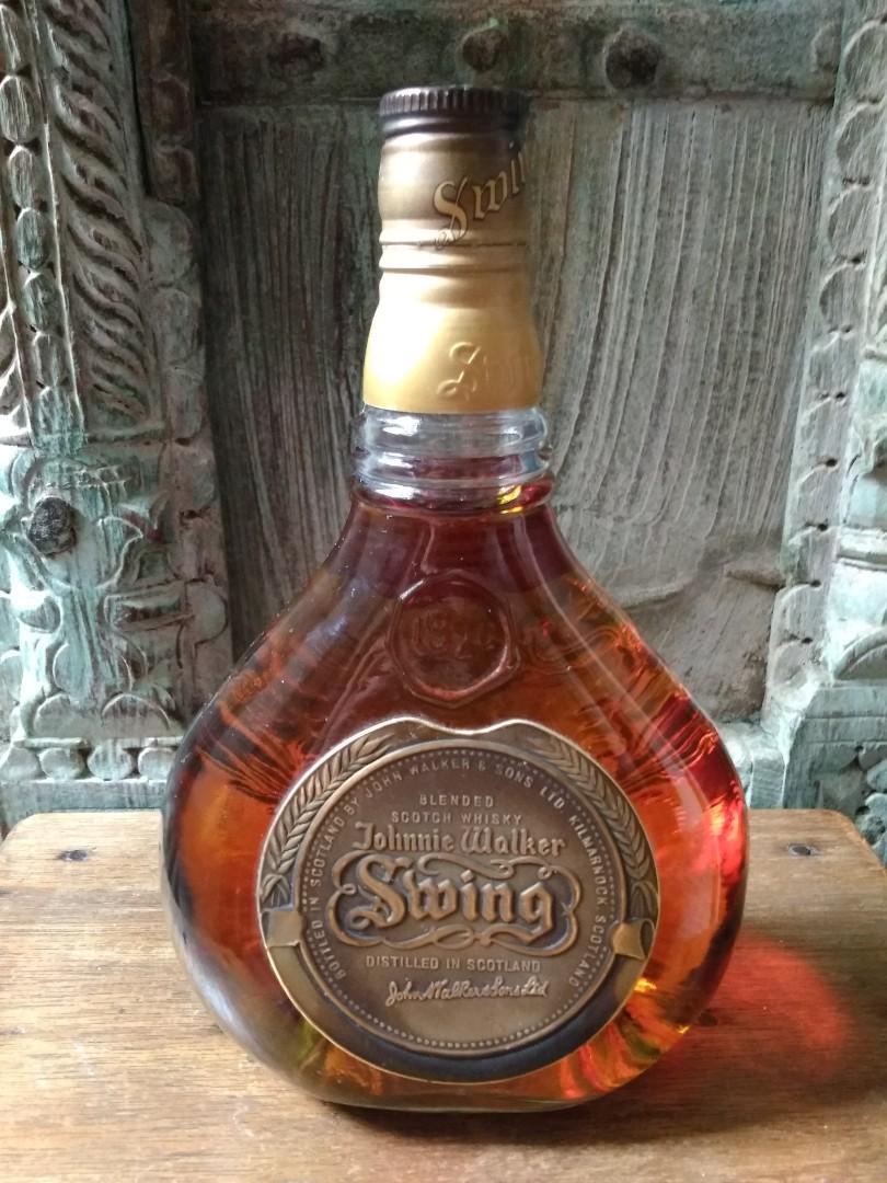 #Old Swing Johnnie Walker Scotch Whisky.