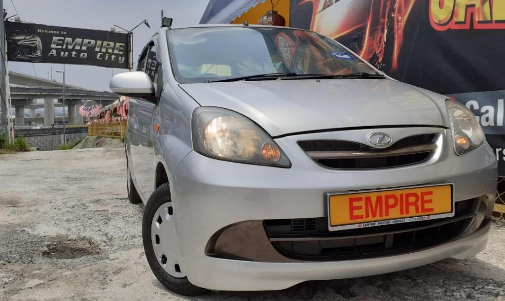 PERODUA VIVA 1.0 (A) EZ PREMIUM HATCHBACK !! NEW FACELIFT !! PREMIUM HIGH SPECS !! ( WX 8551 X ) 1 CAREFUL OWNER !!