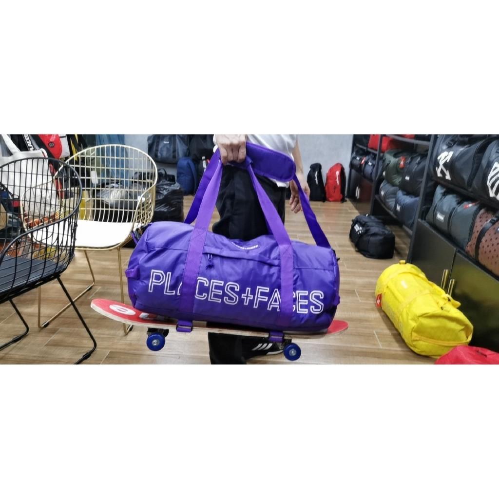 Places + Faces 1:1 2WAY Duffle Bag Unisex Travel Gym Bag Handbag/luggage bag/Hand bag