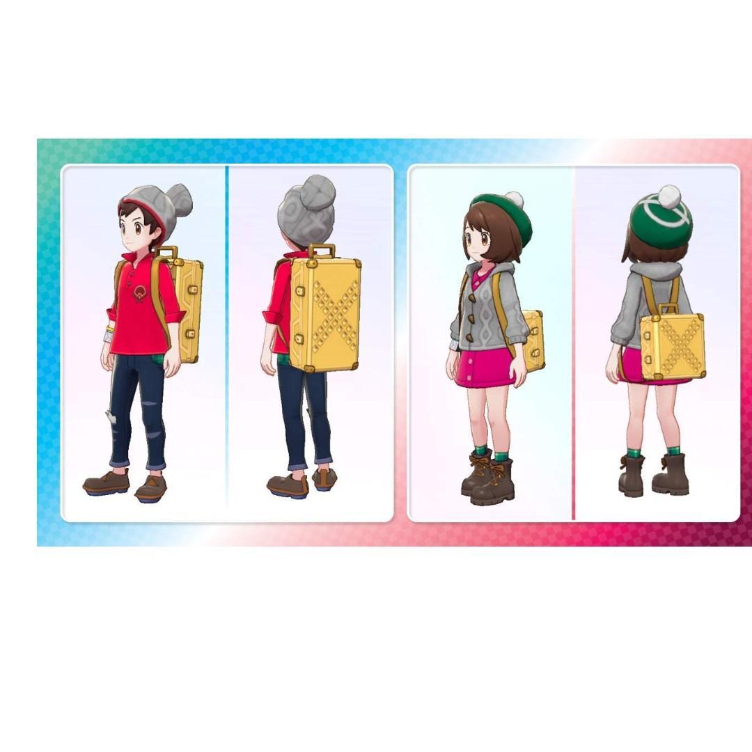 Pokemon Sword or Shield or Sword plus Steel Case or Shield plus Steel Case