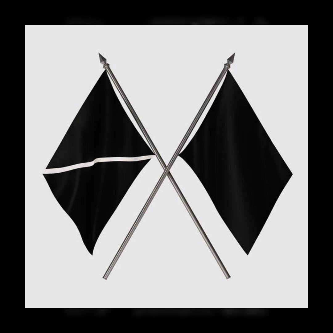 EXO ALBUM VOL. 6 'OBSESSION' (The 6th Album) + free folded poster