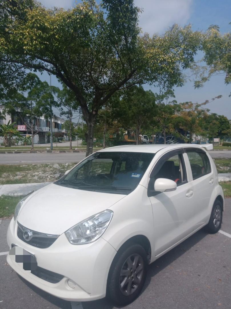 Premium Perodua Myvi icon 1.3 (A) Kereta Sewa Murah Selangor KL