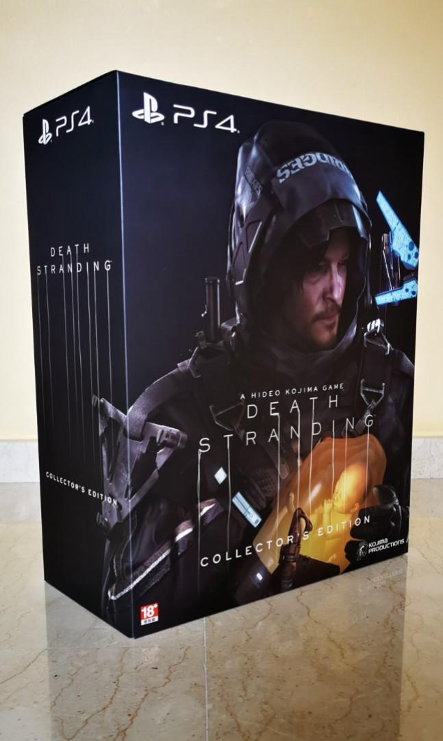PS4 Death Stranding (R3) Collector's Edition