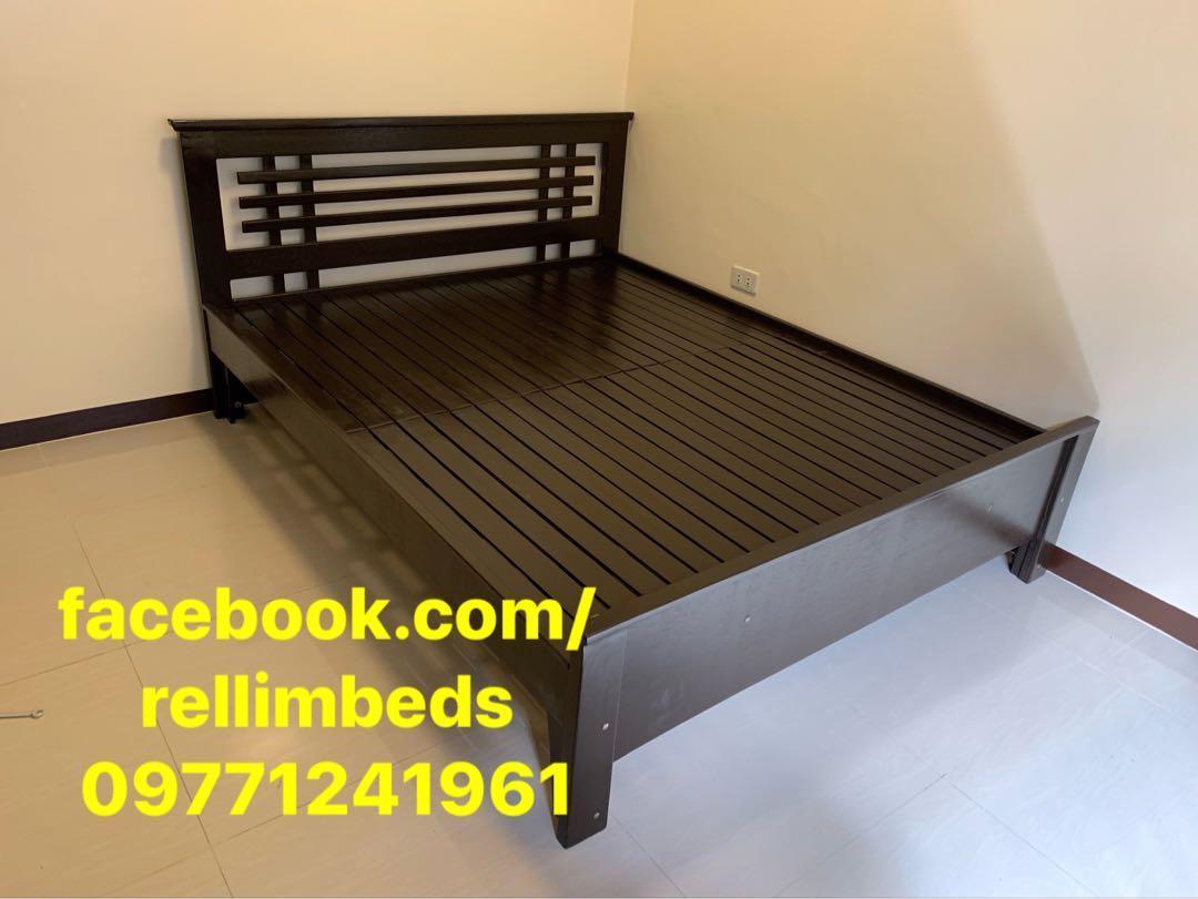 Quality Wooden Bed Frame Mahogany Amp Yakal Guaranteed