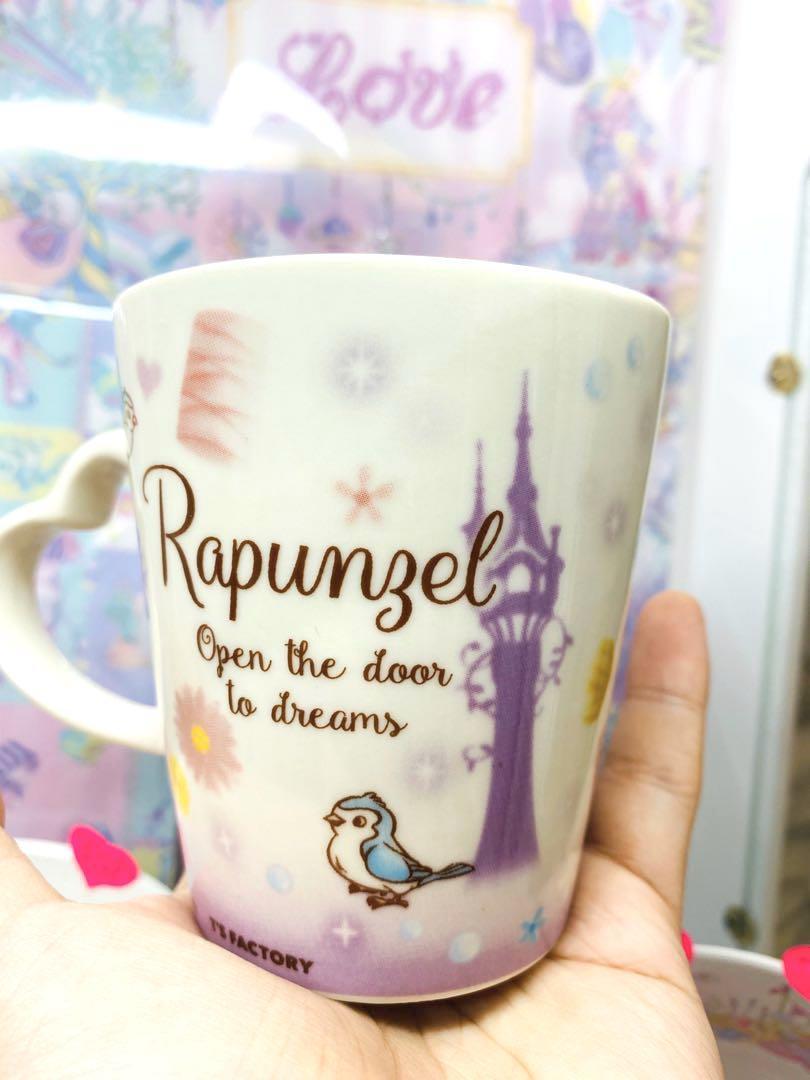 [正貨]長髮公主杯(Rapunzel)