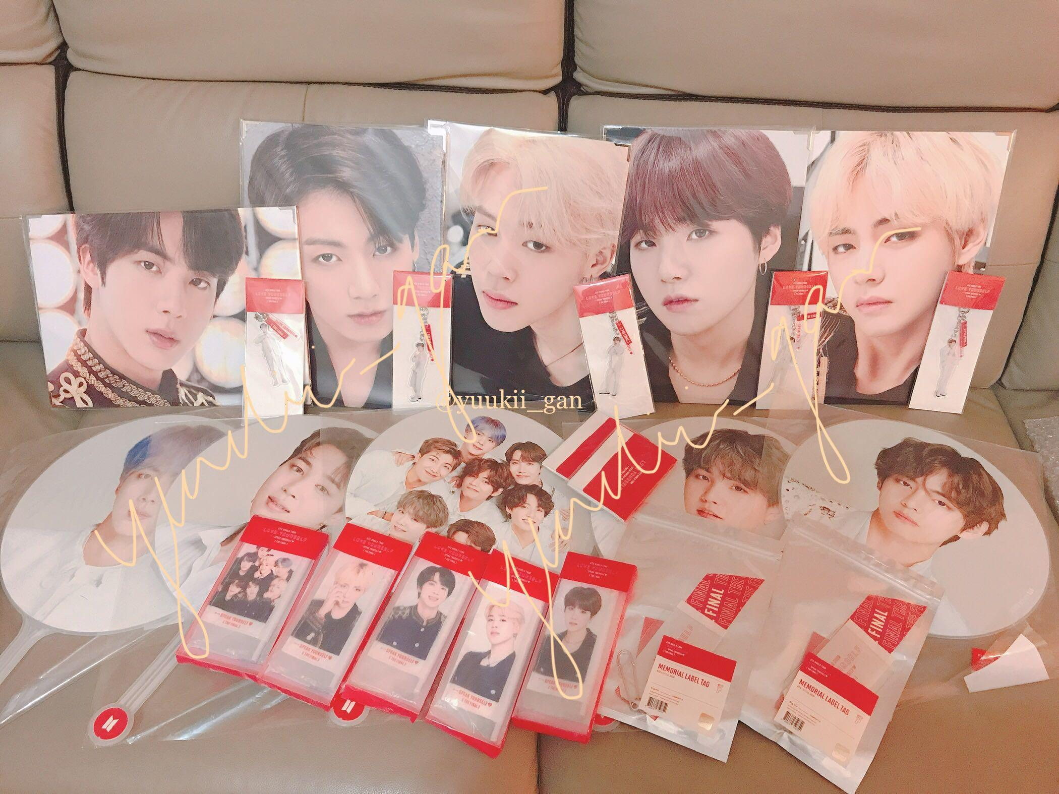 [READYSTOCK] BTS SPEAK YOURSELF FINAL MD PREMIUM PHOTO