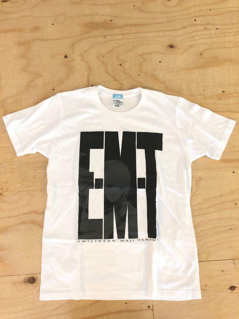 Re:Zero T-Shirt - Kyoto International Manga Museum - Size M/L