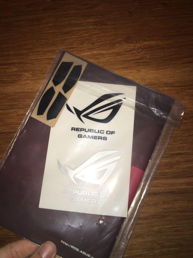 ROG Gladius Optical Gaming Mouse 電競滑鼠