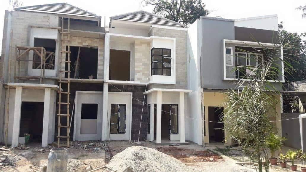 Rumah Cluster Mewah Murah Harga Promo bisa KPR SYARIAH dekat Pasar Modern BSD