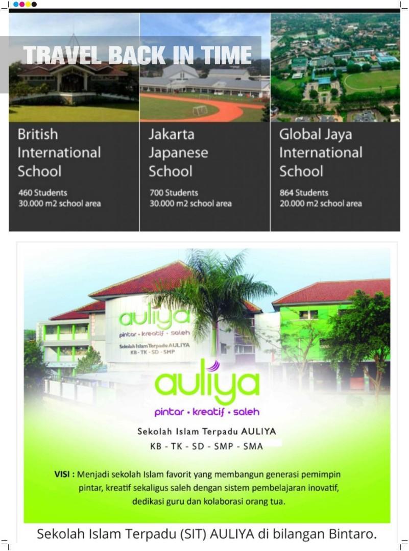 Rumah Minimalis Modern HARGA EKONOMIS 2lantai bisa KPR dekat mall Lotte Mart Bintaro