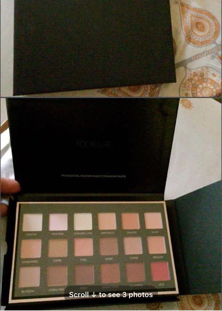 SALE ! Focallure Eyeshadow Pallete shade #2