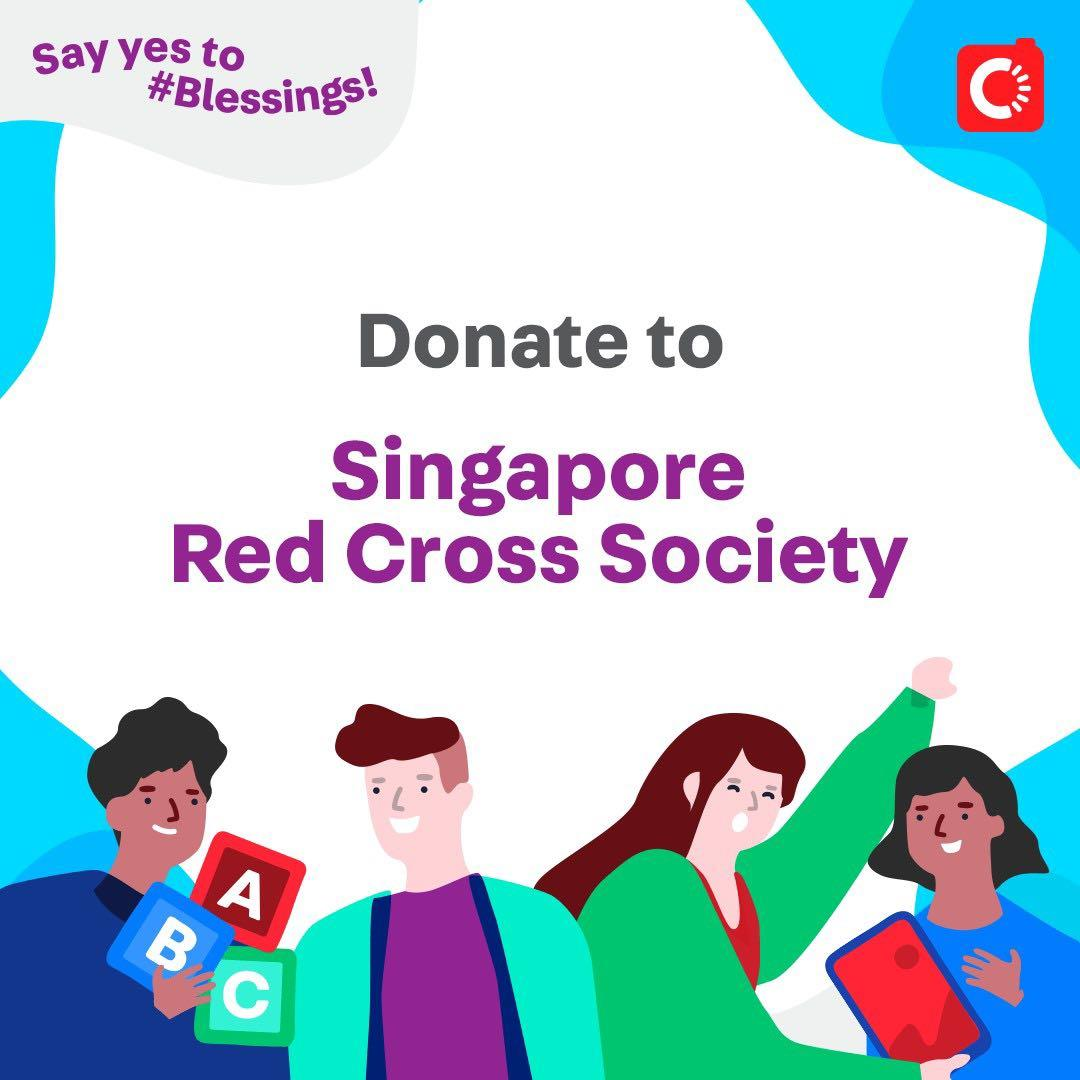 Singapore Red Cross Society is looking for...
