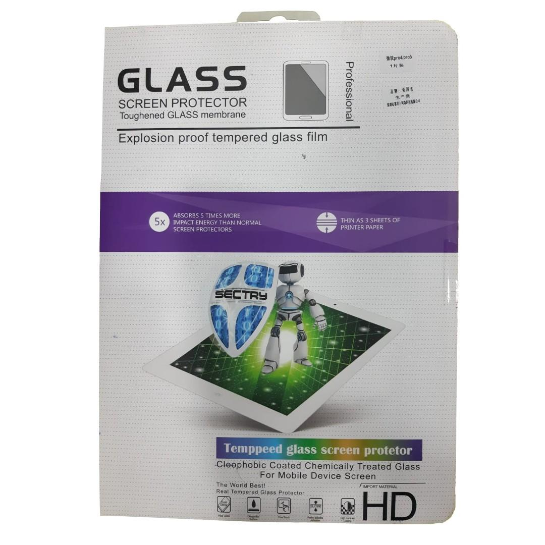 Tempered Glass Screen Protector for Microsoft Surface Pro 4 / Surface Pro 5 (Unopened)