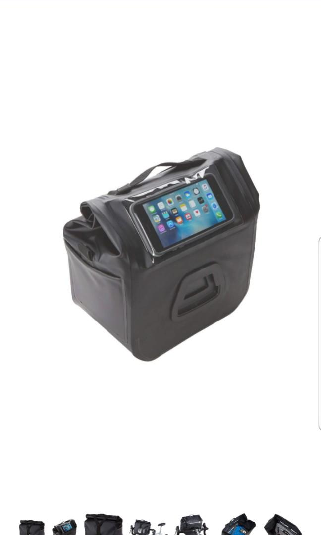 Thule Shield Bicycle Bike Scooter PMD Handlebar Mobile Phone Holder Storage Bag