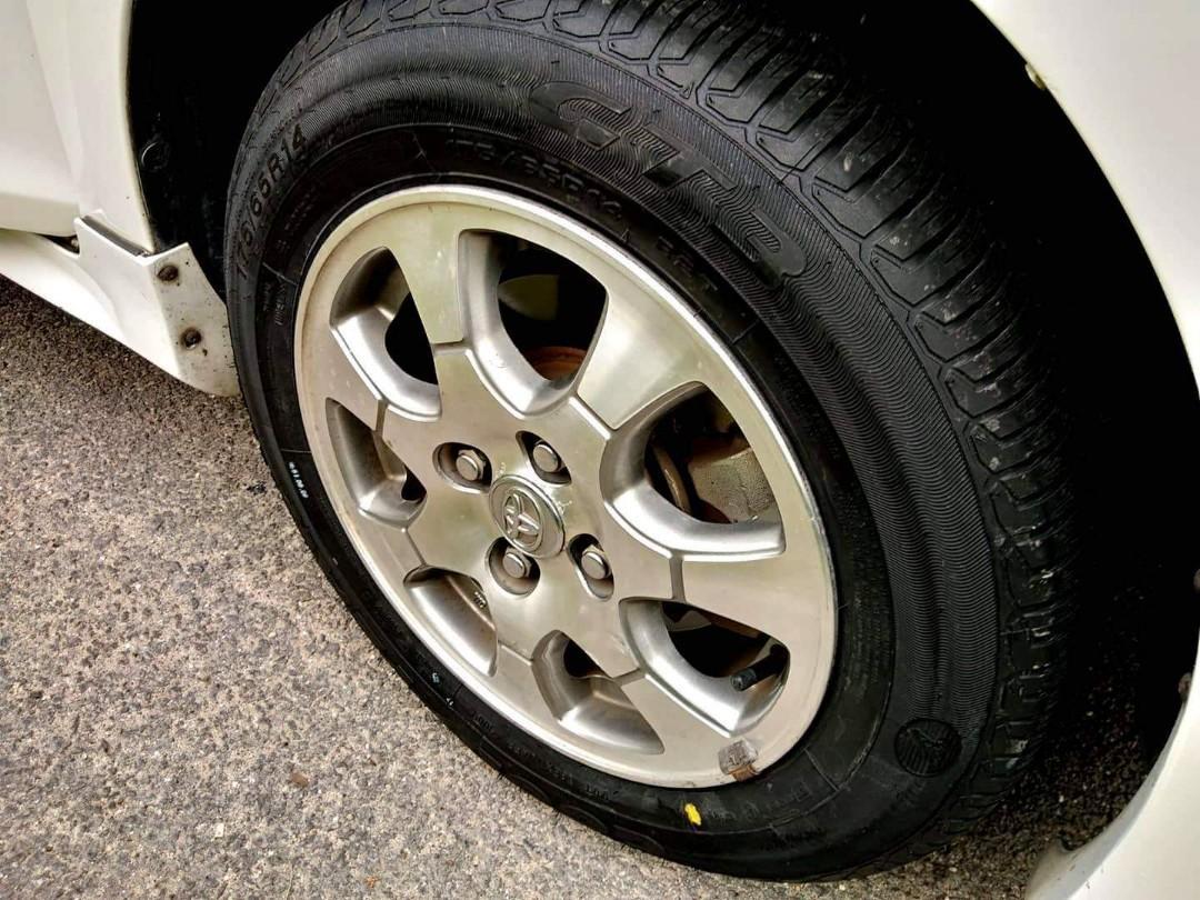Toyota Vios 1.5 TRD (AUTO)  BLACKLIST GAJI CASH GRENTI LOAN LULUS