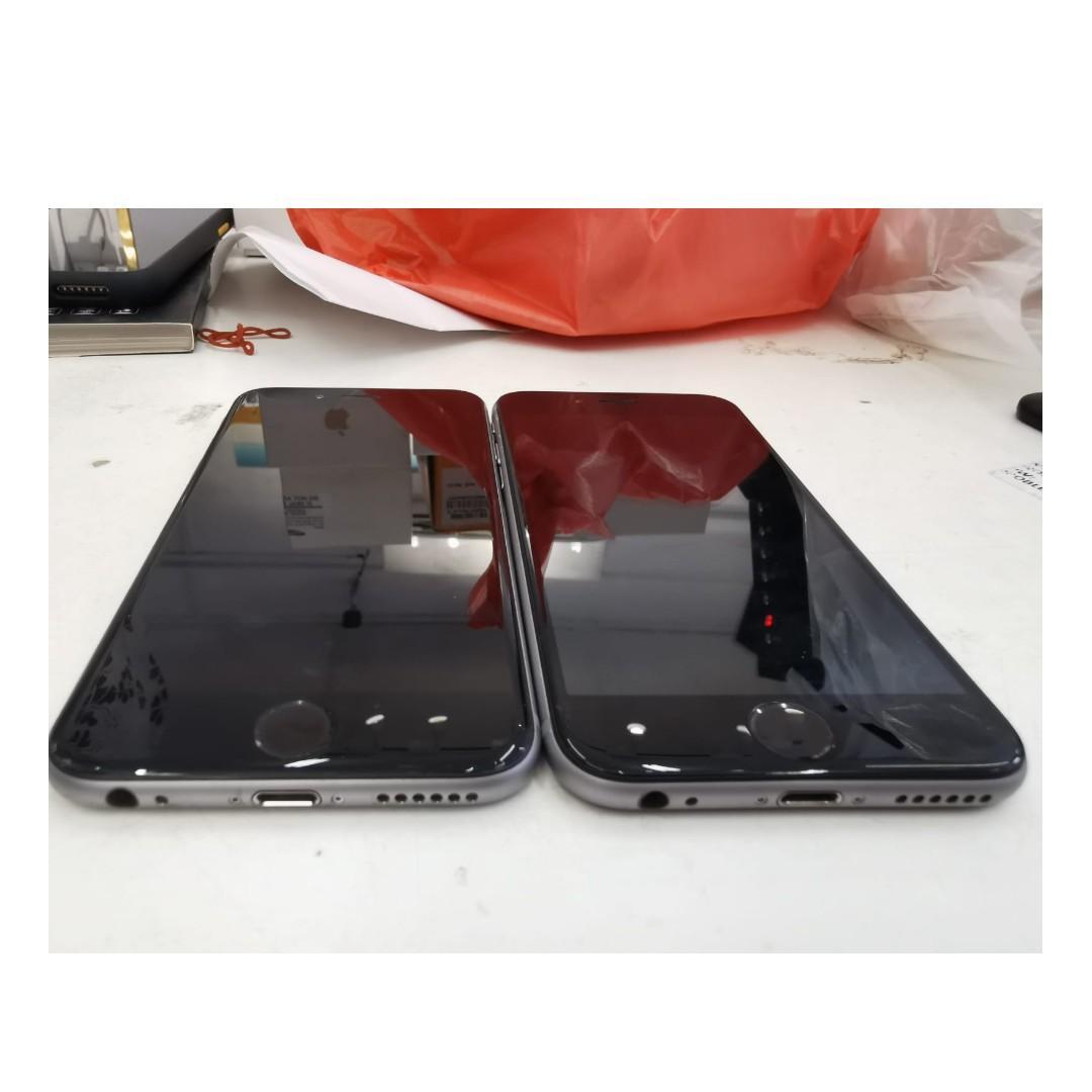 USED IPHONE 6 64GB (GREY)