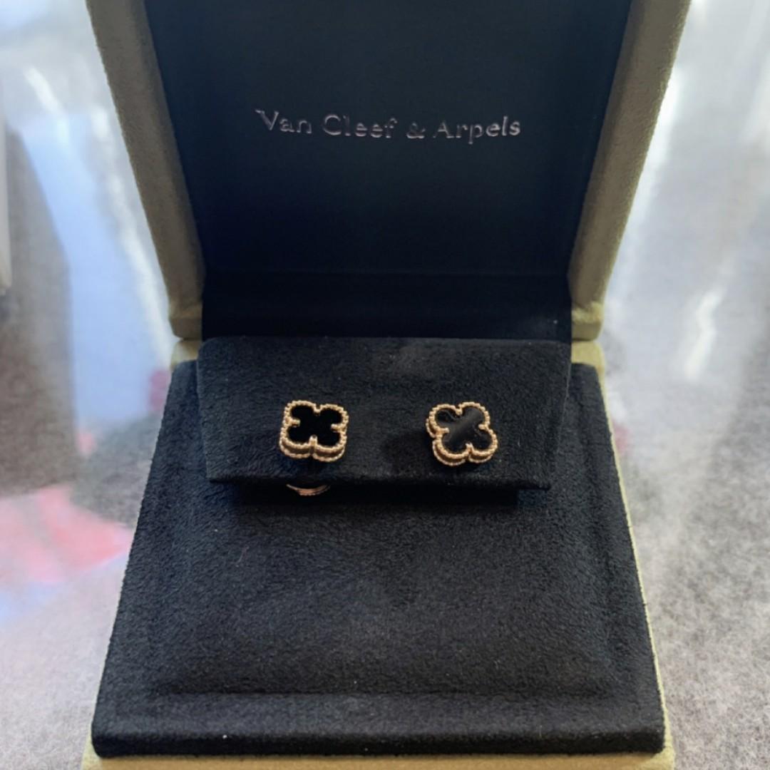 VCA耳環