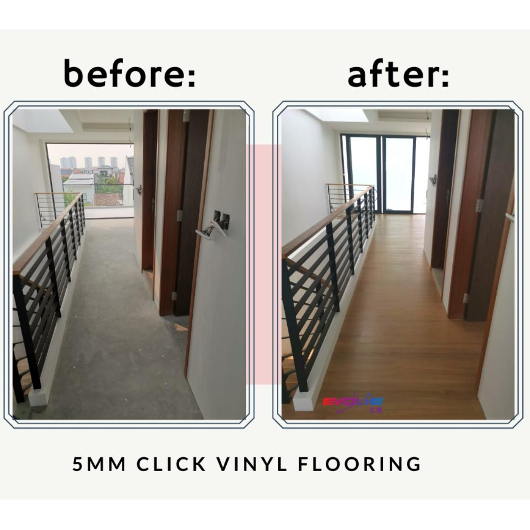 VINYL FLOORING PROMOTION TO WELCOME 2020!