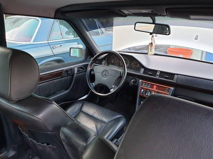 W124 E220 mp 1995
