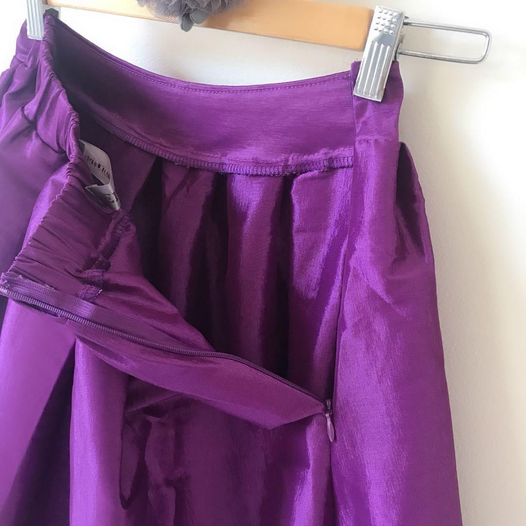*worn ONCE* midi skirt size XS-S