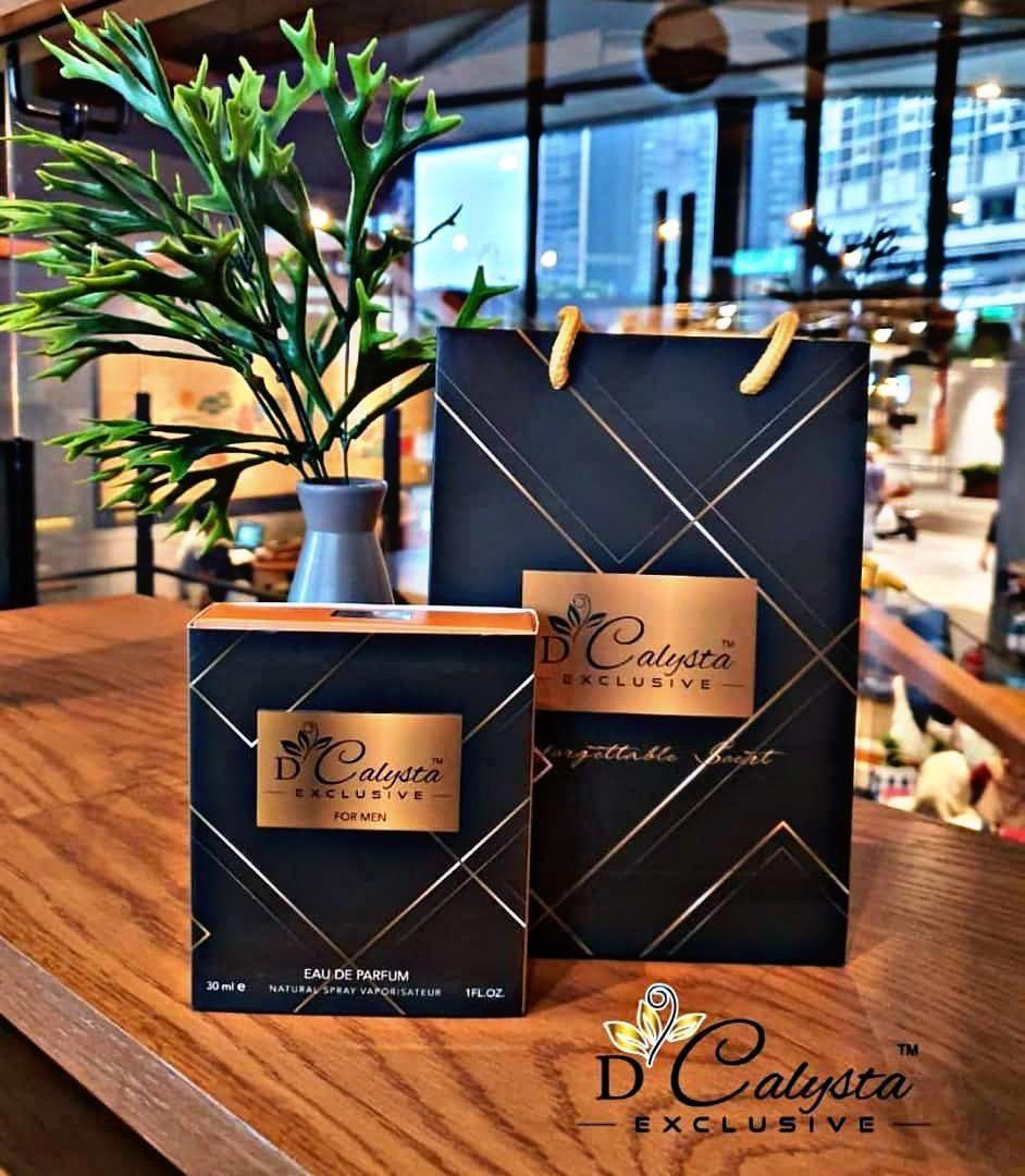 Year End Sale 2019 - D'Calysta Exclusive Perfume (Instock)