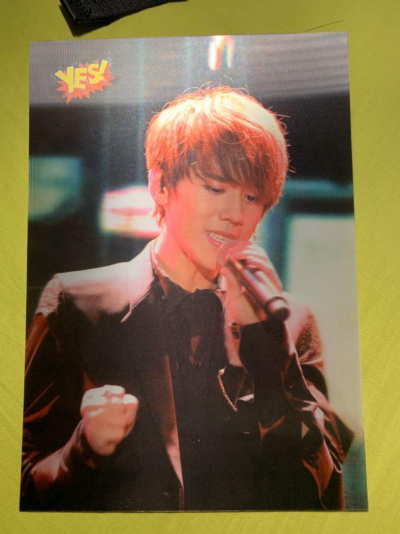 Yes Card 60期 姜濤 3D卡