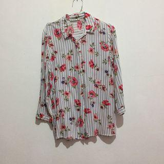 Stradivarius Shirt Top (no nego)