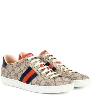 英國代購 GUCCI Ace GG Supreme sneakers EU34-EU42