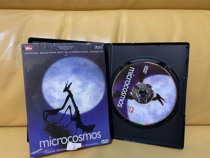 『DVD現貨』microcosmos小宇宙