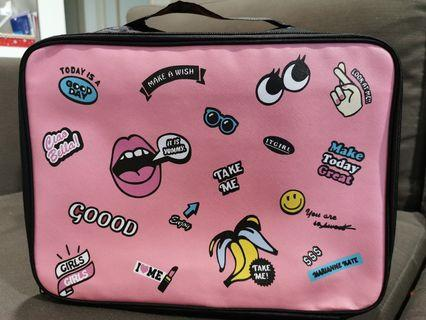 😍XL Cartoon Extra big Organizer fit for Trolly Luggage #CarouStyle