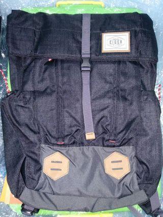 #1111special [Nego/barter] Eiger Original Daypack Hitam