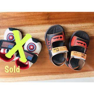 Sepatu Sendal Prewalker TAYO