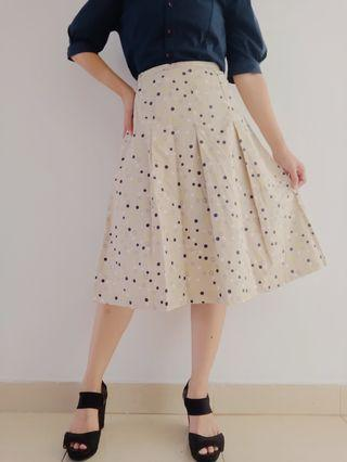 Thrift Bubbly Skirt