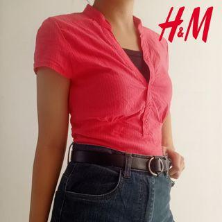 Thrift Blouse H&M