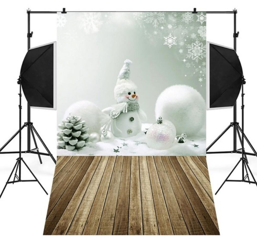 100 Christmas Backdrop Patterns Vinyl Backgrounds Photography Studio