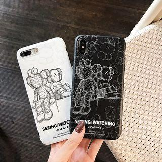 Kaws 手機殼 iPhone 6 Plus/6s#出清2019