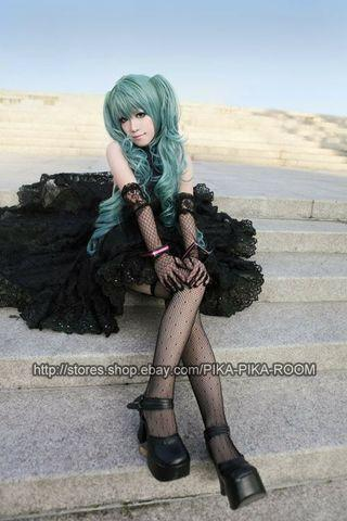 RENT/SALE Hatsune Miku Rondo of the Moon and Sun Cosplay Costume