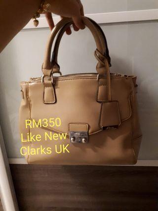 Authentic Clarks Handbag