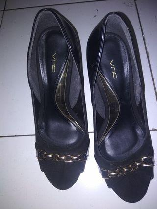 High Heels  hitam vnc