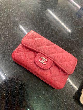 Chanel 雙面零錢包