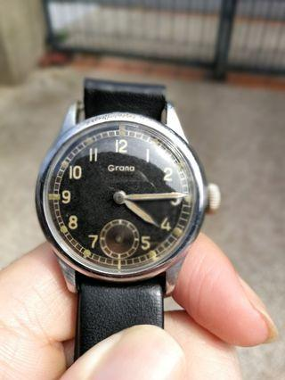 Grana WW2 watch