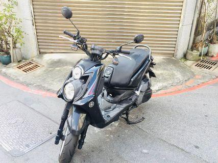 【寄賣】2011年山葉BWSX液晶版125CC噴射版(黑)